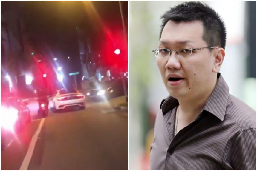 Maserati hit-and-run driver Lee Cheng Yan claims trial to traffic violations, has 65 other charges - Alvinology
