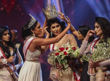 Mrs. Sri Lanka 2021 ends in crown-grabbing brawl, police reports lodged - Alvinology