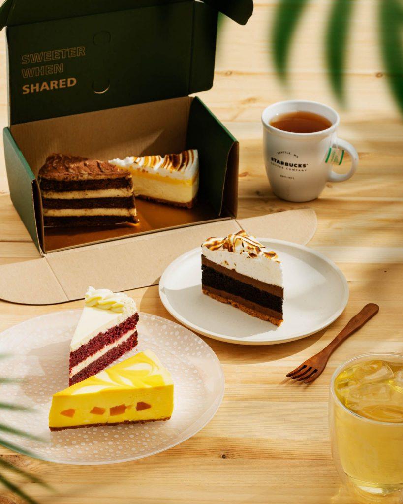 All-new Teavana Beverage Range and Sweet Treats arrive in Starbucks Singapore to keep this summer cool - Alvinology