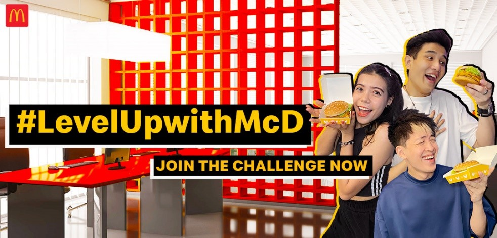 Level up your meal with McDonald's new Chick 'N' Cheese and TikTok challenge that lets you win $200 worth of vouchers! - Alvinology