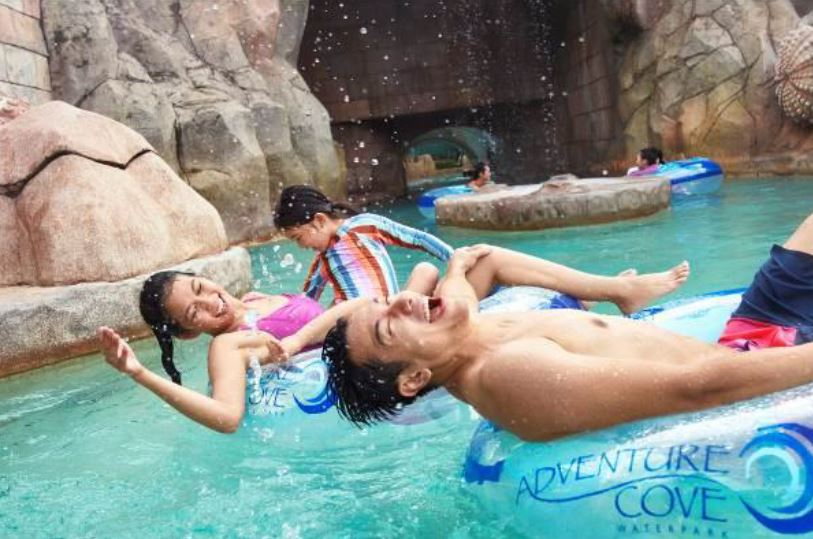 [PROMO] Adventure Cove Waterpark reopens with a special reopening promo of only $20-$26 per ticket that comes with a complimentary treat! - Alvinology