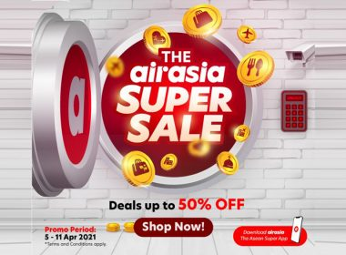 [PROMO CODE INSIDE] Airasia Super Sale offers up to 50% OFF and 5x more BIG Points on food and hotel bookings! - Alvinology
