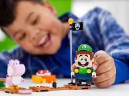 "LEGO finally introduces ""Adventures with Luigi Starter Course"" granting the demand of Super Mario fans around the world - Alvinology"