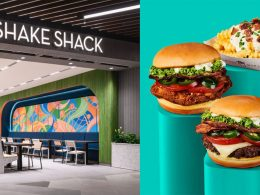 Shake Shack opens new outlet at Great World with new spicy Jalapeño Ranch Menu debuting 28 April - Alvinology