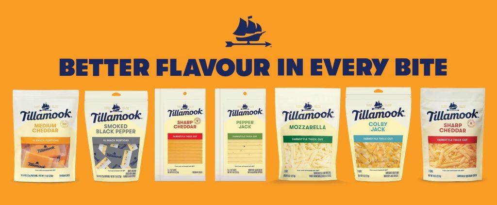 Oregon Brand, Tillamook Cheeses, Land on Singapore Shores - Alvinology