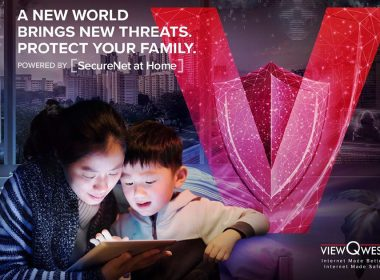[PROMO] ViewQwest's new SecureNet broadband automatically protects all connected devices from cyberthreats; FREE for the first 3 months - Alvinology