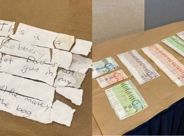 Jurong East Moneylender robbed twice in 5 months - Alvinology