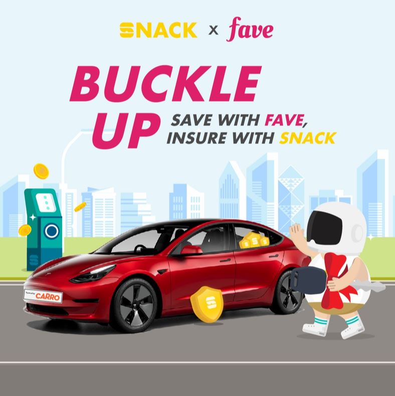 [PROMO CODE INSIDE] Fave offers awesome one-time insurance coverage of S$500 upon signing up; top 3 users will get FREE half-year electric car subscription! - Alvinology