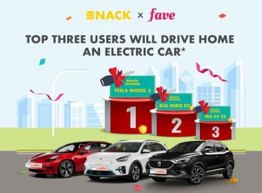 [PROMO CODE INSIDE] Fave offers awesome one-time insurance coverage of S$500 upon signing up; top 3 users will get to own an electric car! - Alvinology