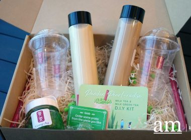 Celebrate National Bubble Tea Day with Exclusive Gong Cha X Grab Pandan Pearl-radise Bubble Tea Kit - Alvinology