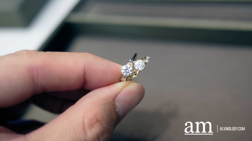 [#SupportLocal] Sustainable Diamonds and Gemstones from LeCaine Gems - Alvinology
