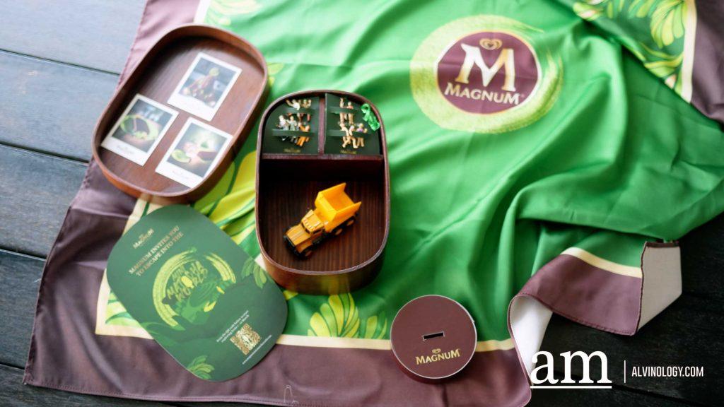NEW Magnum Matcha: 100% Belgian chocolate coating + quality Matcha powder - Alvinology