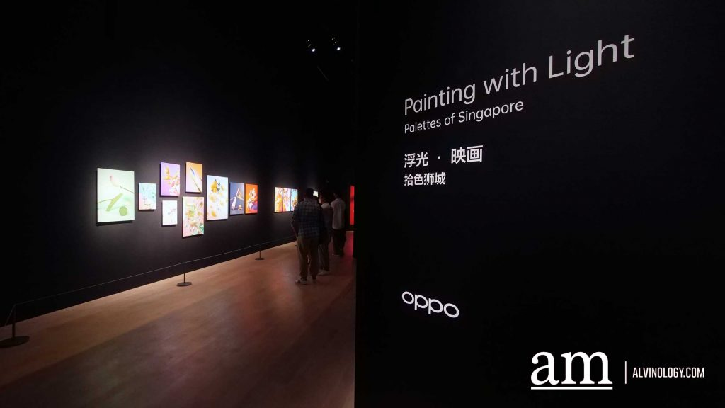 OPPO hosts free photography exhibition, 'Painting With Light' at ArtScience Museum - Alvinology