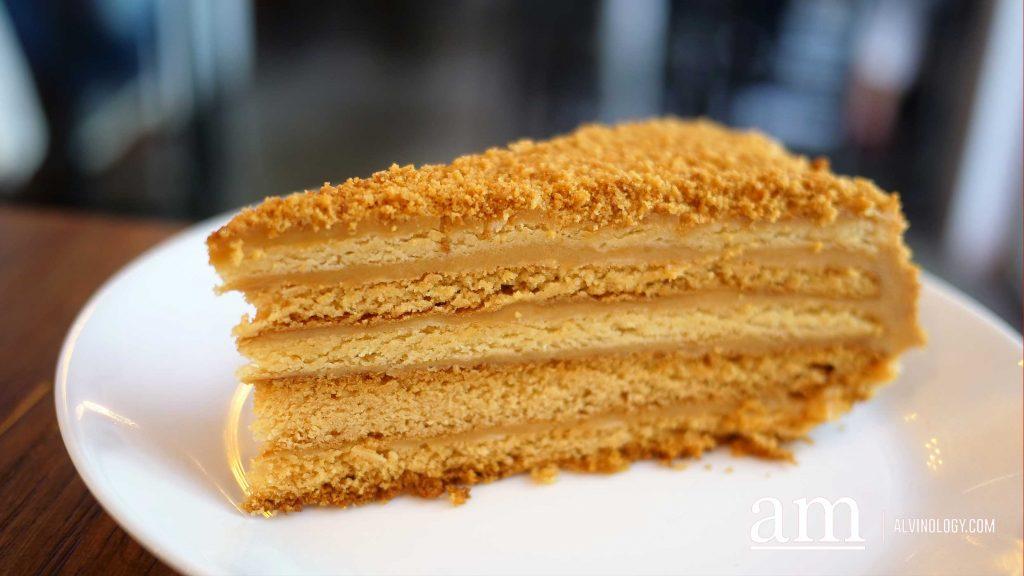 Medovik (Honey Cake) $7.90
