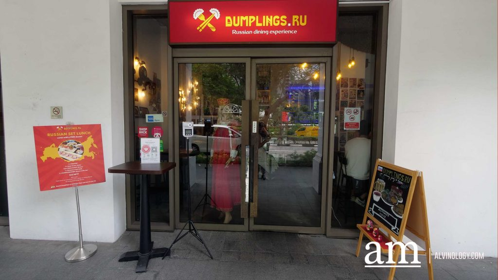 [Review] Dumplings.Ru - Singapore's only Russian-owned Russian Restaurant serving Russian Home and Street Food - Alvinology