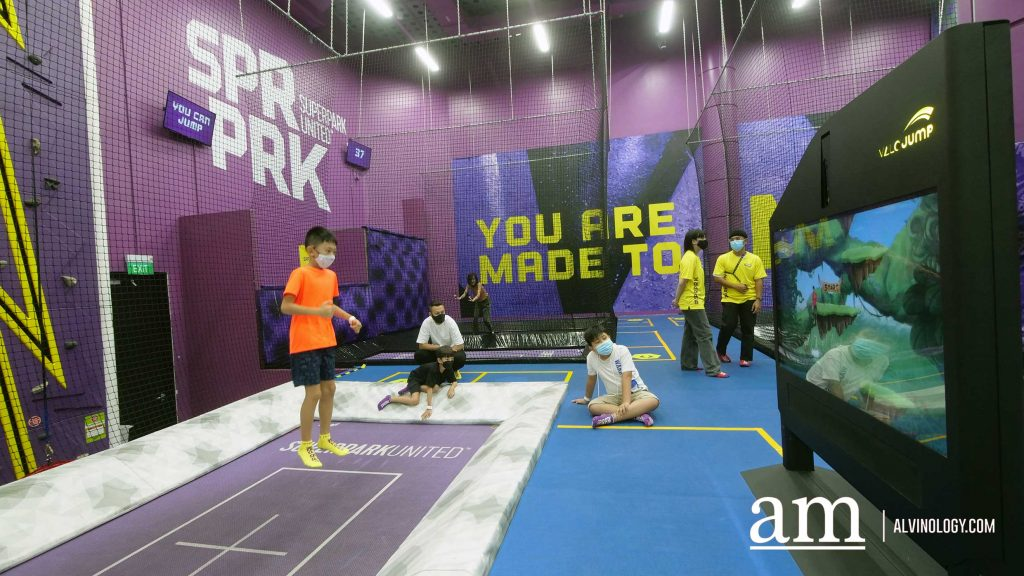 Indoor Activity Park, SuperPark Singapore reopens at Suntec City with new Operator, DreamUs - Alvinology