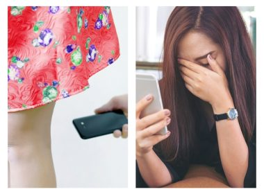 Can you forgive your boyfriend for taking upskirt photos of other girls? - Alvinology