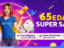 [PROMO + SURE-WIN DRAW] ezbuy celebrates its 11th anniversary with 65eday Super Sale and new ezCoins – here's everything you need to know - Alvinology