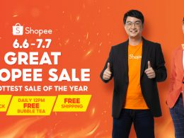 6.6 - 7.7 Great Shopee Sale – here's every key highlight and promotions that you need to know before you start shopping! - Alvinology