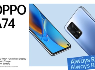 Always Reliable, Always Relaxed OPPO A74 arrives in Singapore for only S$299 - Alvinology