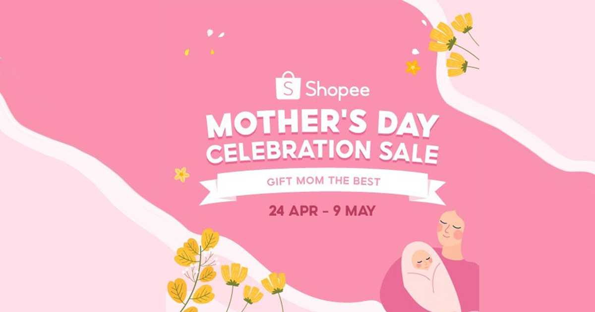 [PROMO] Here are the best deals you can find as Gift for Mom this Mother's Day - Shopee Sale - Alvinology