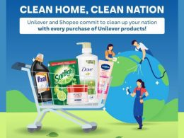 """Shopee promotes """"Clean Home. Clean Nation."""" Campaign with Unilever's greener home care products this Super Brand Day - Alvinology"""