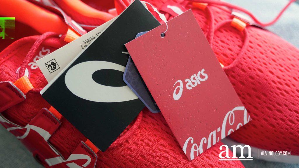 Cocal-Cola X Gel-QUANTUM 90 TYO by ASICS - Alvinology