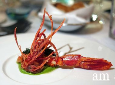 [Review] Degustation Menu at Grissini at Grand Copthorne Waterfront Hotel by new Head Chef Kenny Huang - Alvinology