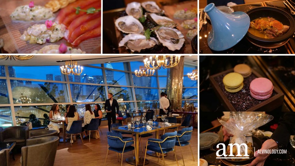 [Review] Refined and Relaxed Mediterranean fare with a view: The Lounge at Riviera, One Fullerton - Alvinology