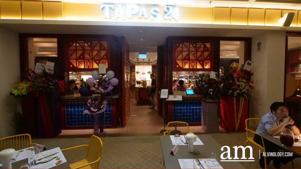 [Review] Sumptuous Spanish Small plates: Tapas 24 by Michelin-starred Chef Now In Singapore- Delivery and Takeaway Available - Alvinology