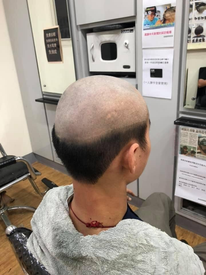 Taipei mom asks barber to give son 'don't you dare go outside' hair cut - Alvinology