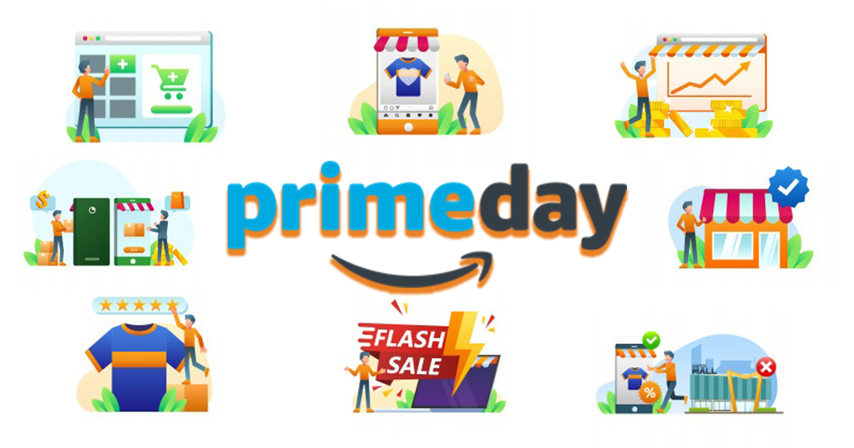 [PROMO] Amazon Prime Day 2021 Deals Preview – more than 2 million deals in 2 days! See them all here - - Alvinology