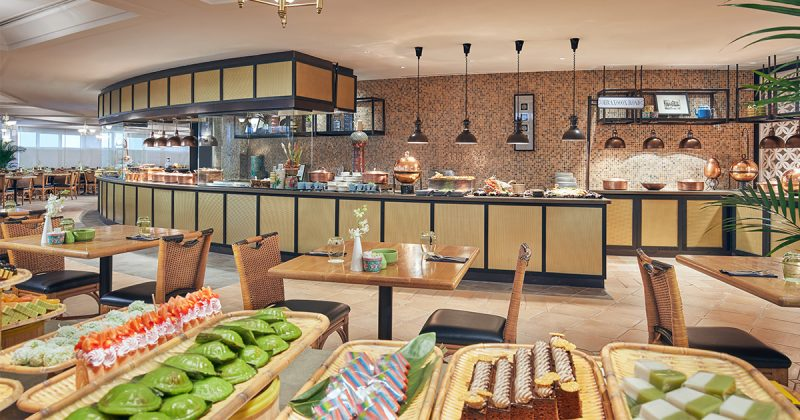 Asian Market Café Signature Buffet is back with its selection of local favourites and contemporary regional delicacies - Alvinology
