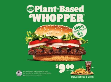 [1-FOR-1 PROMO] Burger King now has a Plant-based WHOPPER available on its menu and you can have two for the price of one! - Alvinology