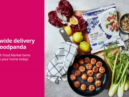 Islandwide delivery is now available for IKEA's Swedish Food Market products via Foodpanda - Alvinology