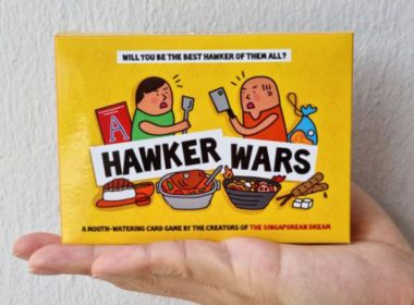 Hawker Wars card game launches exclusively on Shopee - a fun and interactive party game that celebrates Singapore's very own Hawker Heroes - Alvinology