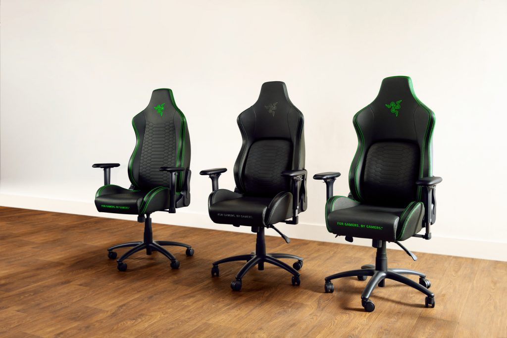 Razer Iskur X – The essential chair for hardcore gamers with ergonomically sculpted high-density foam and multi-layered synthetic leather - Alvinology