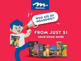 Meadows launches new Meme Challenge that lets you win an entire year's worth of Meadows potato chips and nuts! - Alvinology