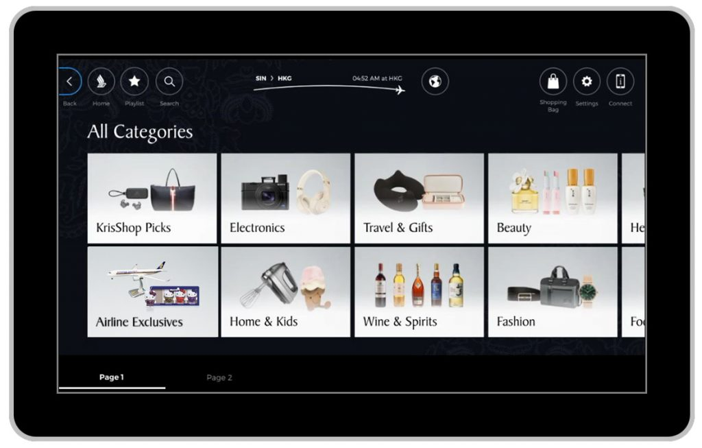[PROMO] You can now go shopping on KrisShop on-board Singapore Airlines with a selection of over 4,000 products and duty-free prices! - Alvinology