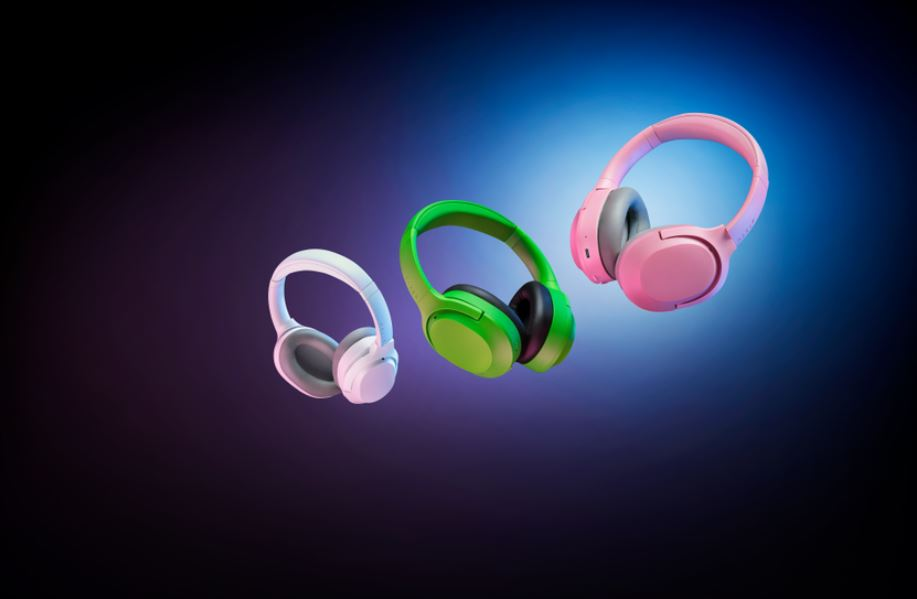 Razer Opus X – new fashionable wireless headset for immersive, uninterrupted gaming, entertainment, and work - Alvinology