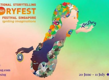 StoryFest 2021 – this year's ReStory theme presents a variety of online storytelling programmes by local and international artists; See list of programmes here - - Alvinology