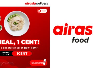 [PROMO CODE INSIDE] Enjoy signature meals from airasia food for only $0.01 from 10 - 17 June 2021 using this promo code! - Alvinology