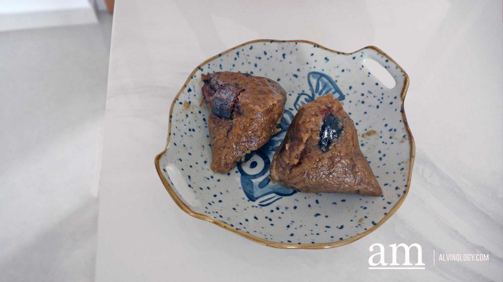 [Review] Gourmet Bakkwa Rice Dumpling from Bee Cheng Hiang - Alvinology
