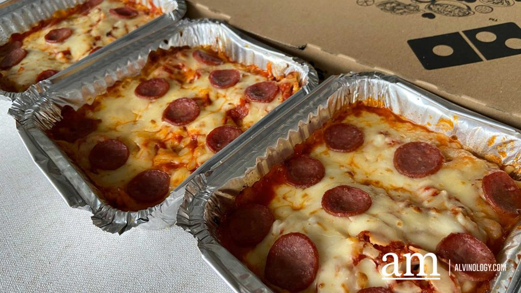 [Promo Alert] Domino's Pizza launches NEW Pasta Side Dishes - Alvinology