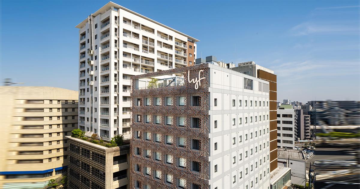 [PROMO] Enjoy up to 45% off the Best Flexible Rates on Japan's first lyf coliving property in Fukuoka City - lyf Tenjin Fukuoka - Alvinology