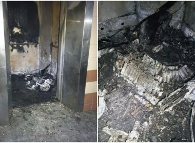 Man falls out of lift burning from PMD fire, dies from injuries - Alvinology