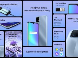 realme C25s launches in Singapore - the industry's first known smartphone to obtain the TÜV Rheinland Smartphone High Reliability Certification - Alvinology