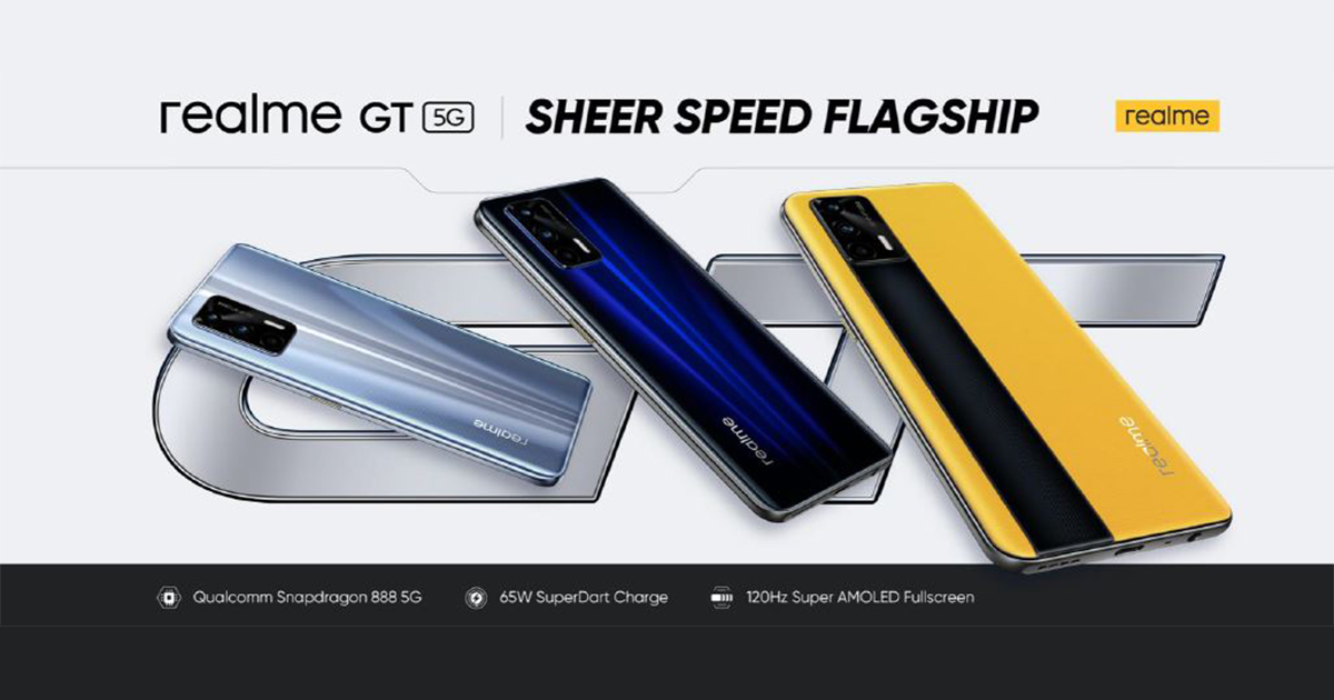 Realme GT – this killer flagship is the first Qualcomm Snapdragon 888 powered device inspired by the core concept of GT sports cars - Alvinology