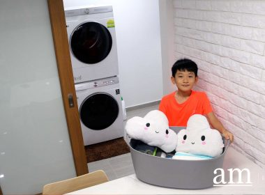 [Discount Code] Seven Reasons why Samsung QuickDrive Washing Machine and Heatpump Dryer Make Laundry More Enjoyable - Alvinology