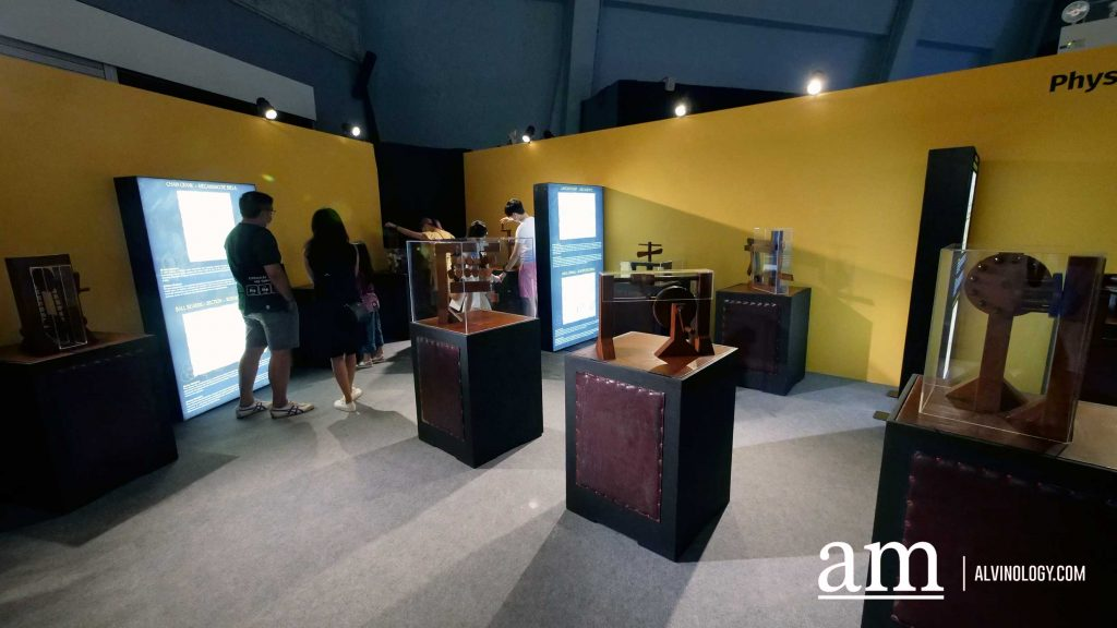 Uncover the science behind Mona Lisa's eternal smile at Da Vinci The Exhibition: Be Inspired to Innovate at Science Centre Singapore - Alvinology